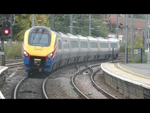 Trains at: West Hampstead- 19 Sept, 2018
