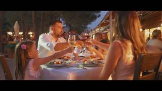 Wining and dining in Zaton Holiday Resort