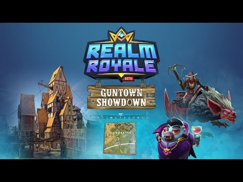 Realm Royale - OB18