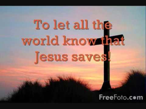 Jesus Saves Jeremy Camp With Lyrics Youtube