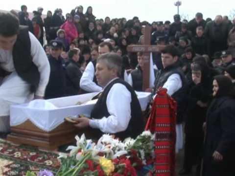 Inmormantare Pr. Anton Farcas-Gherghina