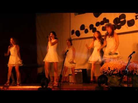 [14.10.17] 문산고등학교축제 빌리언(BILLION) - 댄싱얼론(Dancing Alone) 직캠..