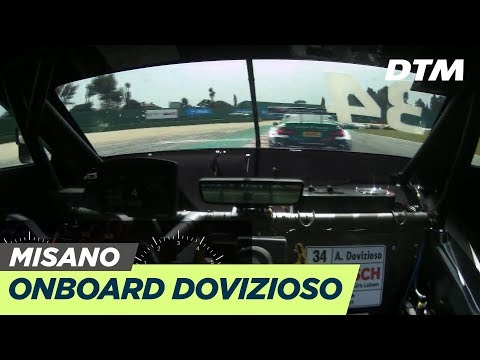 Andrea Dovizioso (Audi RS5 DTM) - 🔴LIVE Onboard (Race 1) - DTM Misano 2019