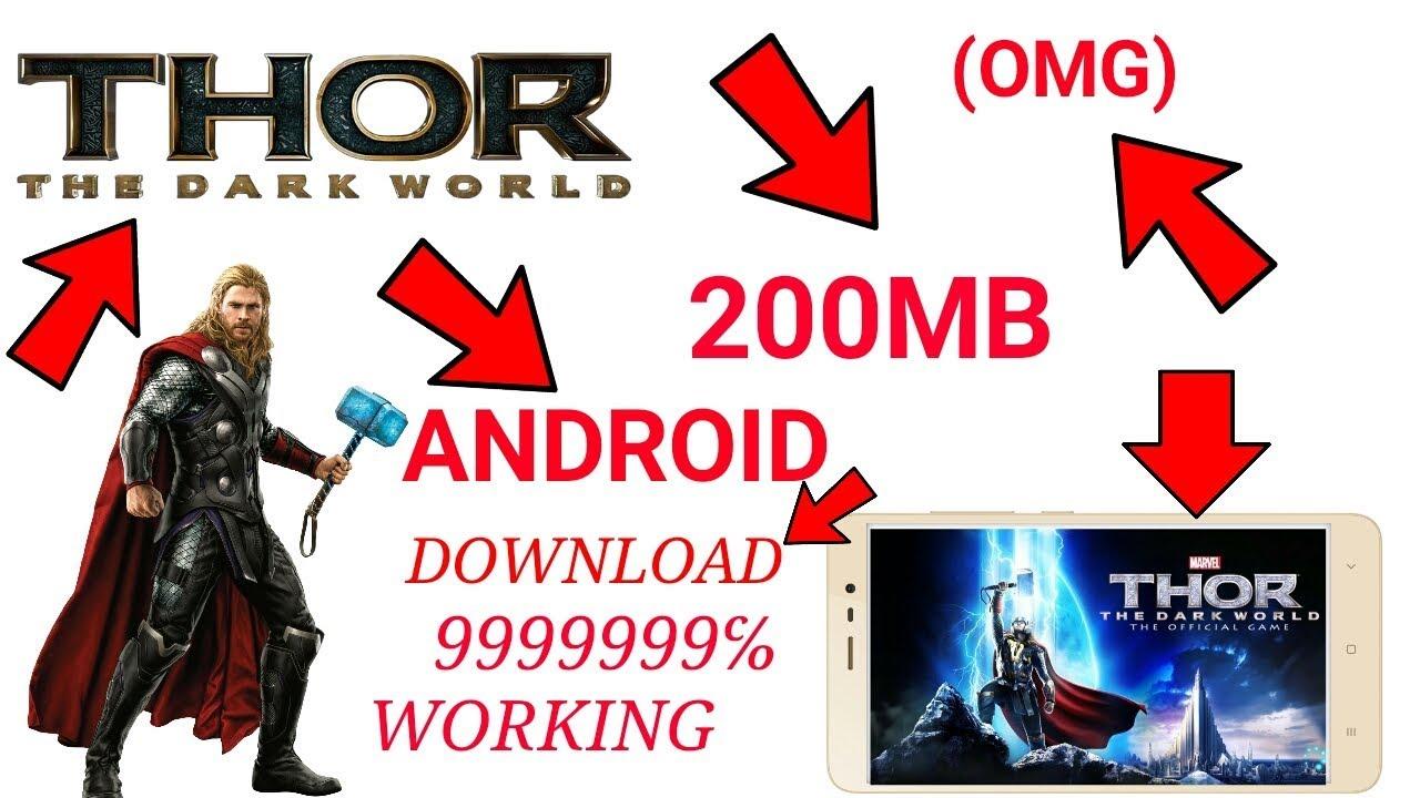thor the dark world hindi torrent