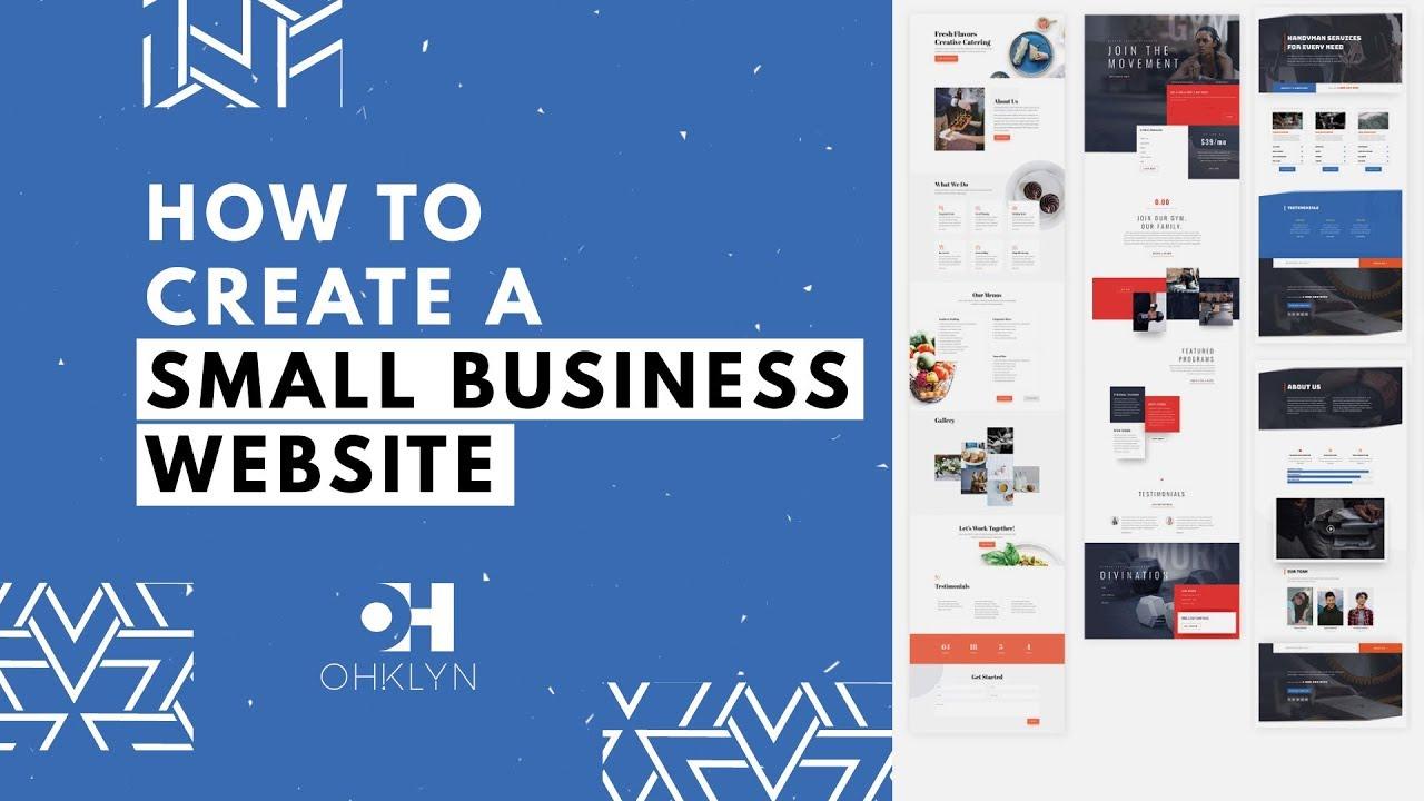 Business Website With WordPress 2020