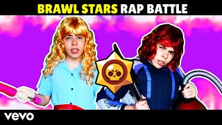 PIPER vs. PAM - BRAWL STARS RAP BATTLE (Official Video)