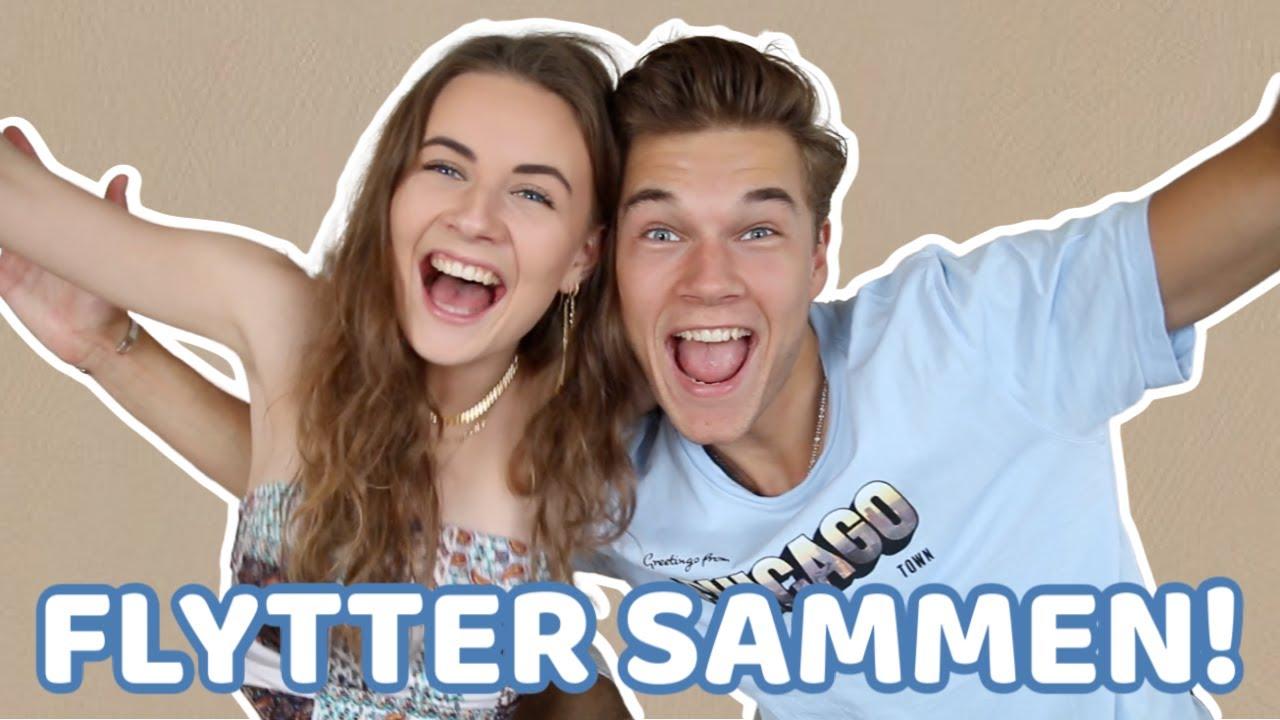 VI FLYTTER SAMMEN?! + TOM LEJLIGHEDSTOUR