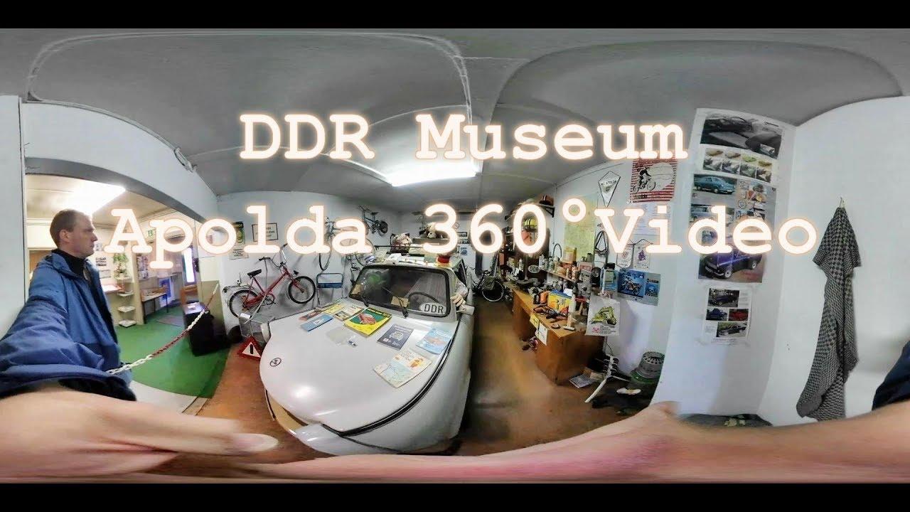 Vr Video Ddr Museum Apolda Thüringen Olle Ddr Ein Wunderschöne