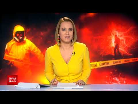Stirile Pro TV 16 FEBRUARIE 2020 (ORA 20:00)из YouTube · Длительность: 29 мин42 с
