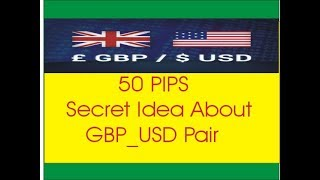 Secret Forex Idea About GBP USD 50 Pips Daily Profit Full Urdu Hindi Tutorial By Tani Forex