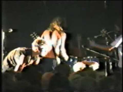HARD ONS - Live @ Paddington Town Hall, Sydney, Aust 1989 (full set)