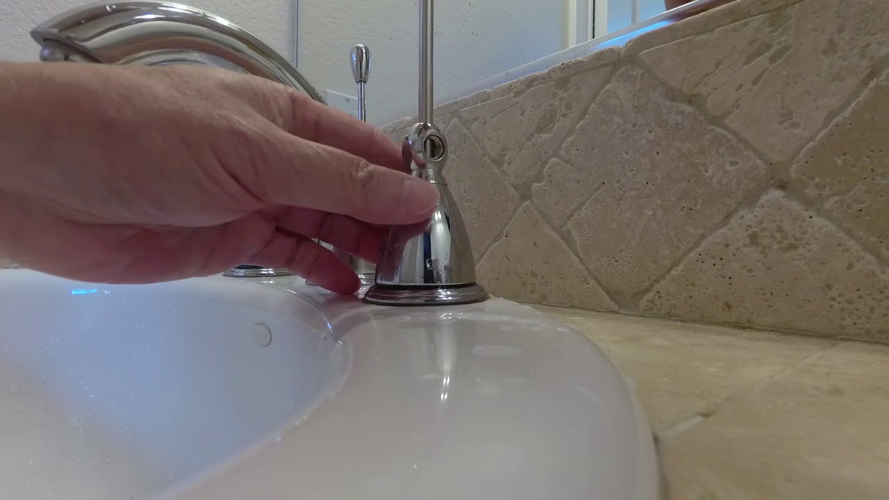 How To Repair A Dripping Bathroom Faucet Tcworks Org