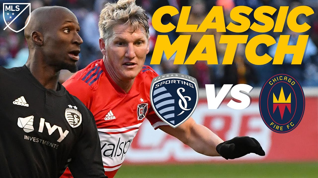 Sporting KC 4-3 Chicago Fire   A Crazy 7-Goal Thriller   Classic MLS Highlights