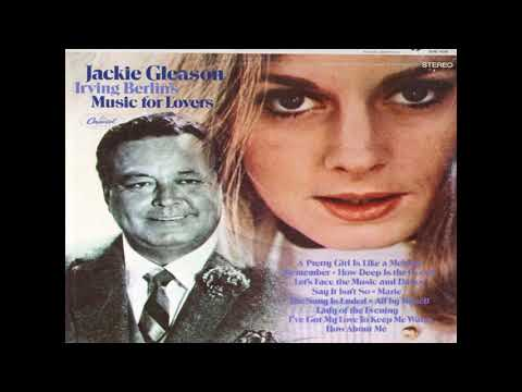 Jackie Gleason ‎– Irving Berlin's Music For Lovers GMB