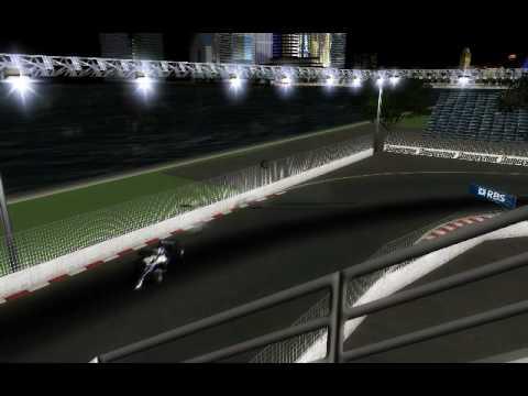F1 Cup, Singapore Grand Prix 2010