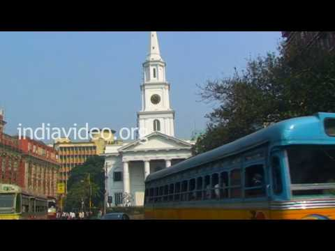 St. Andrew's Church road, Kolkata, West Bengal