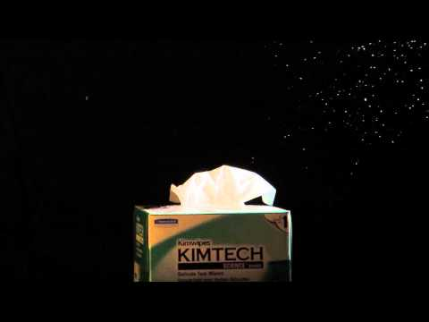 Kimwipes Particulates