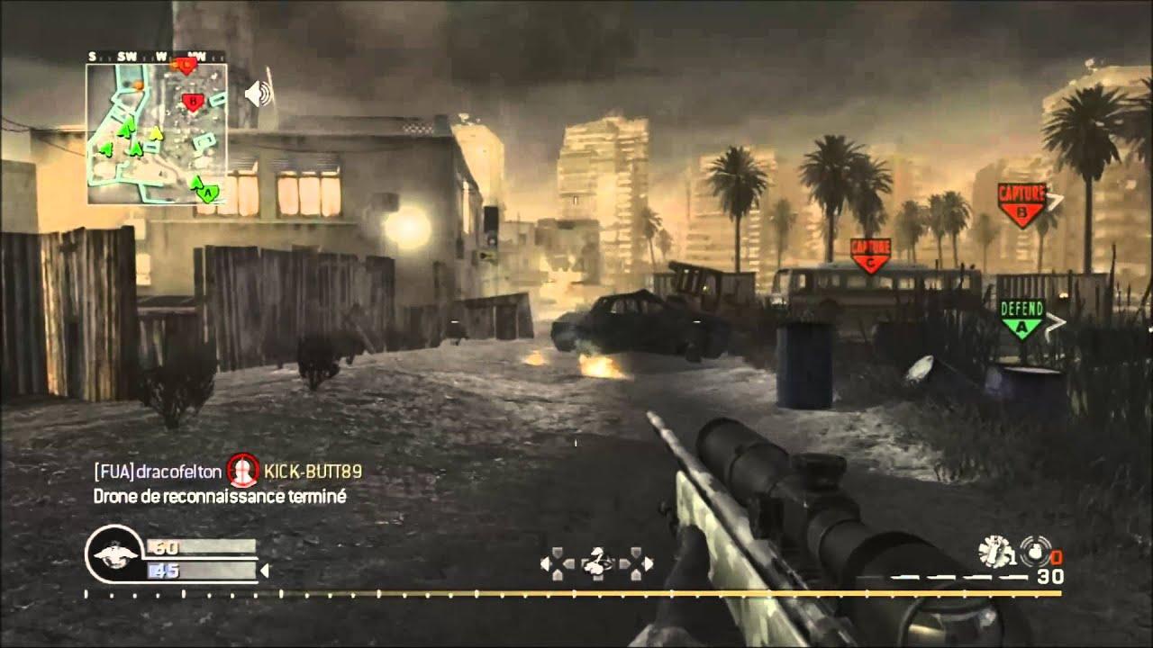 Cod4 M40a3 Sur Marais Parlons De Call Of Duty Ghosts