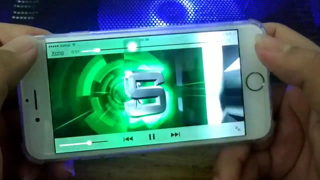 #Gamevui Cách tạo intro đơn giản FREE bằng điện thoại IOS & máy tính