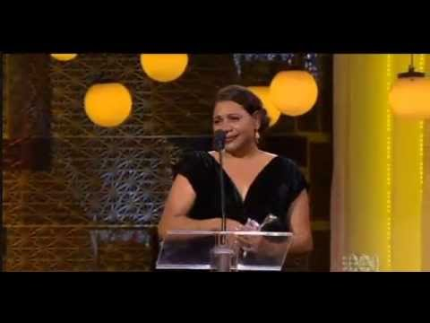 Mailman lauded with Logie for Mabo role  ABC  Australian Broadcasting Corporation
