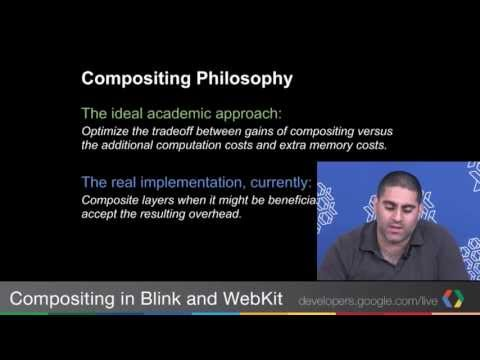 Compositing in Blink and WebKit