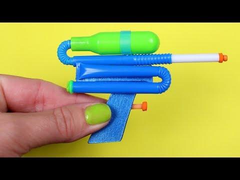 DIY American Girl Water Gun