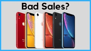 Why Didn't the iPhone XR Sell Out?