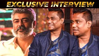"""""""Thala Ajith is My Inspiration for BGM's"""" 