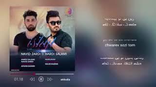 Navid Zardi Ashqt Dlme darhina 2017 Hardi Salami
