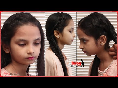 Top 4 Baby Hairstyles Every Mother Should Try | Cute Hairstyles For Baby Girls | Baby Hairstyles #15