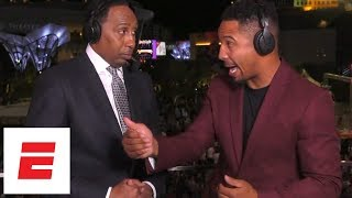 Stephen A. Smith & Andre Ward debate if Canelo Alvarez deserved win over Gennady Golovkin| ESPN