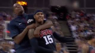 Carmelo Anthony highlights olympics 2008,2006,2012