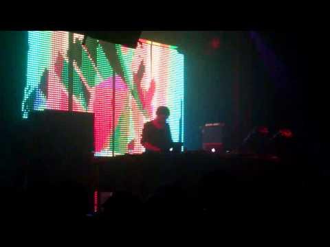ÂME (Live) @ Nitsa Club, Barcelona [12.01.13]