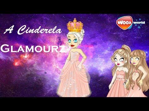 A Cinderela do Baile Glamourz - Woozworld