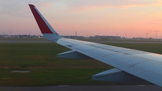 Aeroflot A320 Sharklets Tbilisi-Moscow Sheremetyevo Safety, Takeoff, Inflight, Sunrise Landing(Airline: Aeroflot Russian Airlines Aircraft: Airbus A320-214 Registration: VP-BLL Route: Tbilisi Shota Rustaveli Airport - Moscow Sheremetyevo Airport Flight ..., 2016-07-16T08:36:02.000Z)