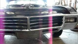 Modded 1969 Buick Riviera 455ci