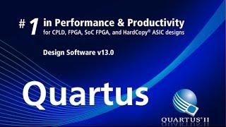 [Quartus II] Quartus II projesi Oluşturmak