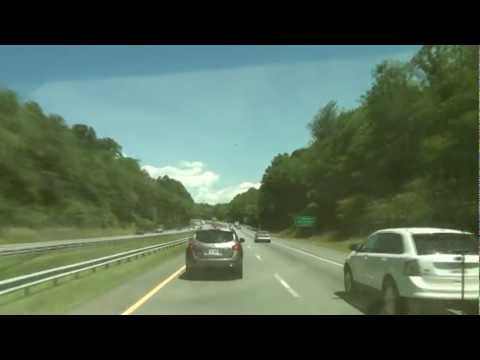 I-40 East: Newport, TN to Asheville, NC