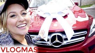 Christmas Came Early | Mallory Ervin VLOGMAS