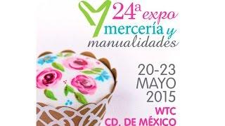 24a Expo Mercería y Manualidades (compritas y experiencia) ✄ Dulce Scrap