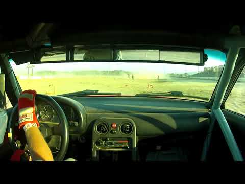 Rallycross I-96 Speedway July 2018 - Afternoon Parade Run GOPR0044