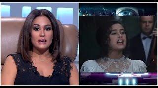 راغدة شلهوب تصدم هند صبري بفيديو لها في عمر 14 عاما..فيديو