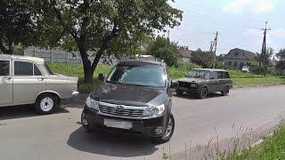 Параллельная парковка задним ходом или Европарковка. Парковка#3