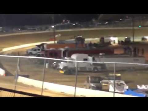 Princeton Speedway 4/29/16 Mini Stock Heat Race Part 2