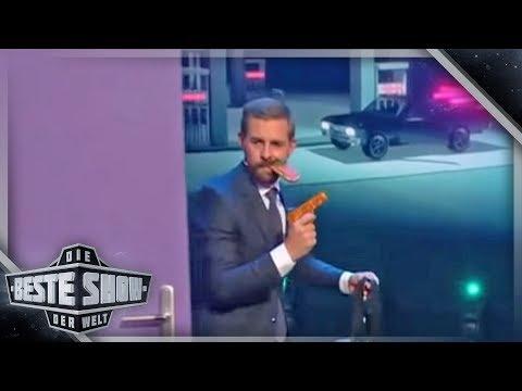 Die Rückwärtsshow: Wer gewinnt den Wettbewerb? | Teil 2 | Die beste Show der Welt | ProSieben