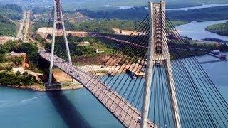 Video Barelang Bridge on Batam Island - Wonderful Indonesia (Tourism) download MP3, 3GP, MP4, WEBM, AVI, FLV Juli 2018