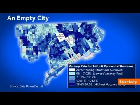 Detroit: What's Left After Bankruptcy?