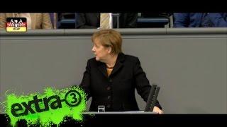 Neulich im Bundestag: Dschungelprüfung