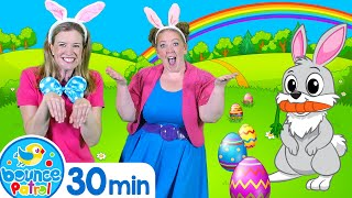 Easter Bunny Bop + More! Kids Songs and Nursery Rhymes