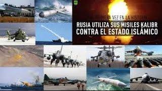 Guerra Mundial: Rusia, Francia, EEUU y China contra el Estado Islamico